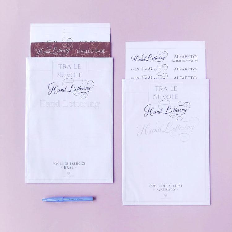 fogli-di-calligrafia